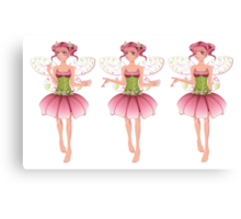 Sakura Fairy Canvas Print
