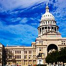 AUSTIN TEXAS CAPITOL BUILDING by angelc1