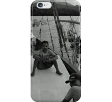 Plataran Crews iPhone Case/Skin