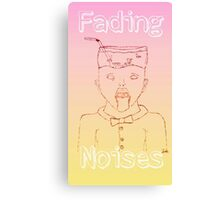 Fading Noises- Bowl Boy Canvas Print