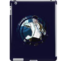 Castiel Fight iPad Case/Skin