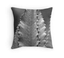 succulent #3 Throw Pillow