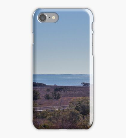 Outer Banks view  iPhone Case/Skin