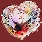 Wincest Heart by ZartbitterSalat