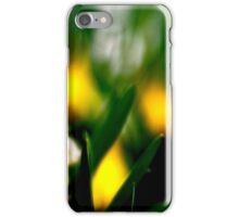 Snow On A Flower iPhone Case/Skin