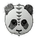 Panda by Meretekc