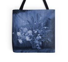 'Still Life # 2' from the Blue Series Tote Bag