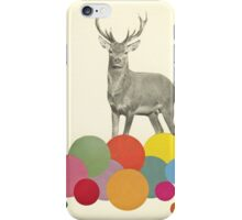 A Stag in Heaven iPhone Case/Skin