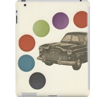 Driving Around in Circles iPad Case/Skin