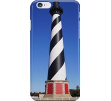Cape Hatteras Lighthouse iPhone Case/Skin