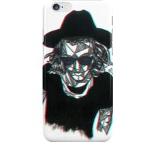 3D Geometric Harry Styles iPhone Case/Skin