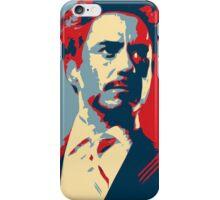 Tony Stark Propaganda iPhone Case/Skin
