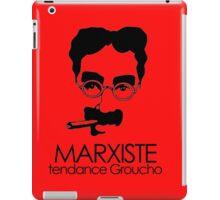 MARXISTE - tendance Groucho iPad Case/Skin