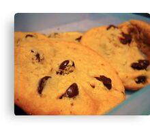 Cookies Canvas Print