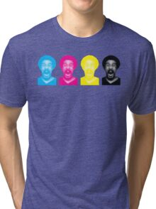 CMYK PRYOR Tri-blend T-Shirt