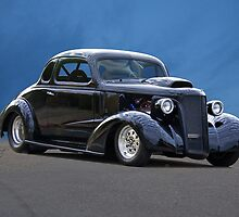 1937 Chevrolet Coupe 'New Sheriff in Town' by DaveKoontz