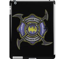 Wayne Firehouse iPad Case/Skin