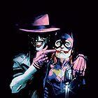 Joker - Batgirl/Batman 41 'The Killing Joke' cover variant  by ekimprox