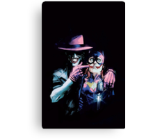 Joker - Batgirl/Batman 41 'The Killing Joke' cover variant  Canvas Print