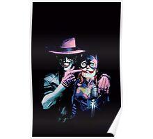 Joker - Batgirl/Batman 41 'The Killing Joke' cover variant  Poster