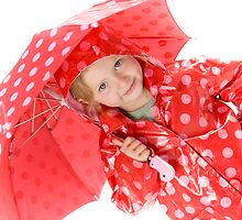 Ready for the rain... by Sue Wilson (Kane)