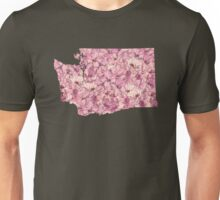 Washington Flowers Unisex T-Shirt