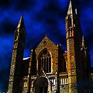 Cathedral X by Colleen Milburn