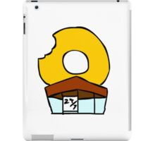 The Donut Store. iPad Case/Skin
