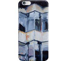 Rotund  Fox Building iPhone Case/Skin