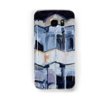 Rotund  Fox Building Samsung Galaxy Case/Skin