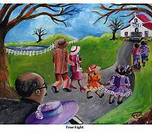 True Life by Sharon Elliott-Thomas