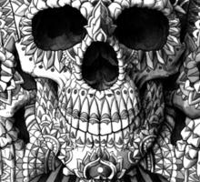 Skull Spade Sticker