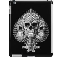 Skull Spade iPad Case/Skin