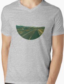 Skyless Composition | Seven Mens V-Neck T-Shirt