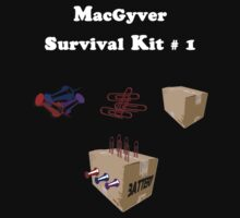Macgyver Rules! by Alkatraz