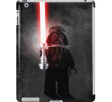 Darth Vader - Star wars lego digital art.  iPad Case/Skin
