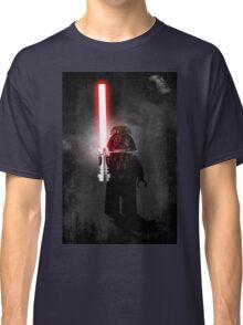 Darth Vader - Star wars lego digital art.  Classic T-Shirt