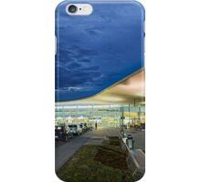 Blue hour Airport iPhone Case/Skin