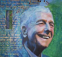 Leonard Cohen / Tower of song by Alyson  Cuff