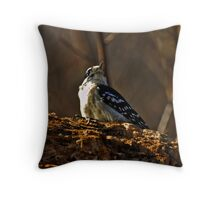 Things Are LOOKIN' UP! Throw Pillow