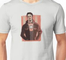 Tony in Captain Gear Unisex T-Shirt