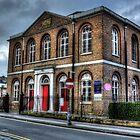 Bondgate Methodist Church by Andrew Pounder