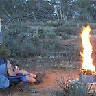 The Bush Camp by bushdrover