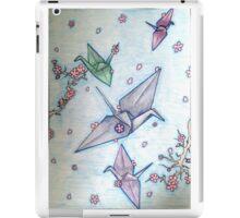 A dreamy flight iPad Case/Skin