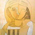 Woman ver 2 by Zoe Roupakia