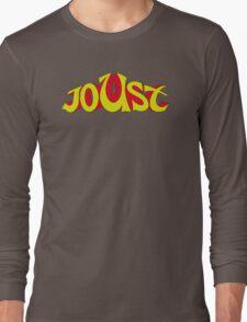 Joust Arcade Long Sleeve T-Shirt