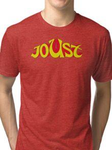 Joust Arcade Tri-blend T-Shirt