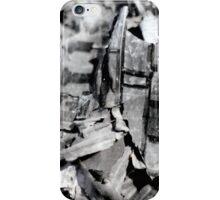 Paper Ash iPhone Case/Skin