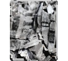 Paper Ash iPad Case/Skin