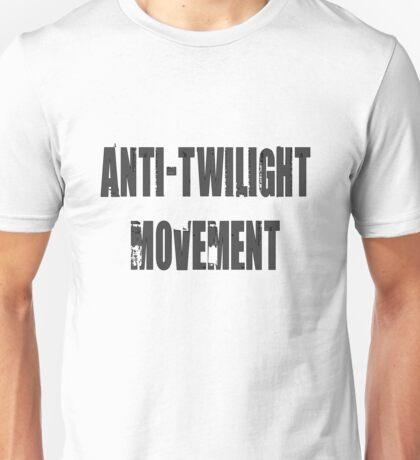 Anti-Twilight Movement Unisex T-Shirt